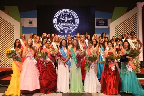 Cuộc thi Hoa hậu sinh viên thế giới / World Miss University 2006