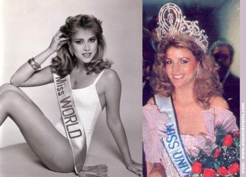 Hoa hậu thế giới 1981 Pilín Leon (Venezuela)