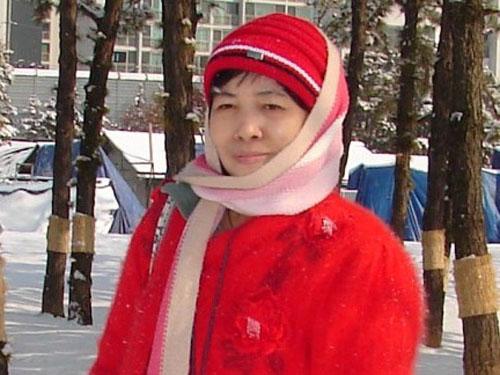 Thảo Phương thăm Hàn Quốc tháng 2-2008