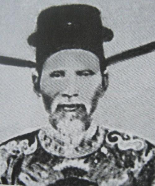 Di ảnh Dương Khuê (1839 – 1902)