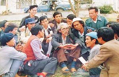 Hữu Loan đến Đà Lạt, tỉnh lị Lâm Đồng, năm 1988