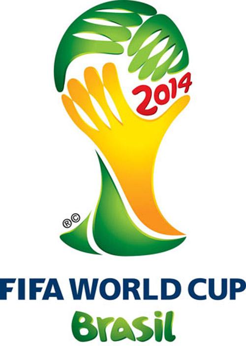 Biểu trưng / logo chính thức của World Cup 2014