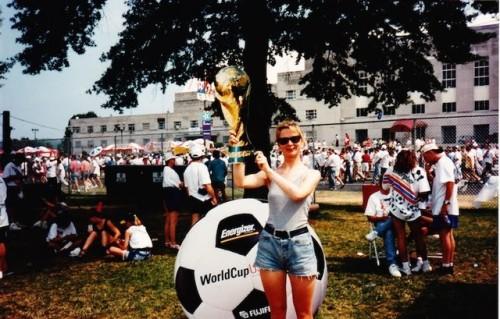 Rạo rực với World Cup '94