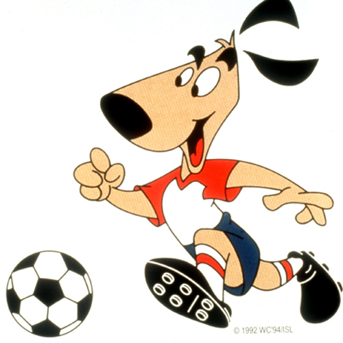 Striker – linh vật / mascot của World Cup '94