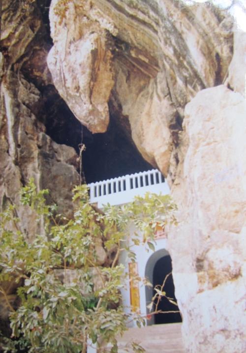 Thạch Động ở Hà Tiên. Ảnh: Phanxipăng
