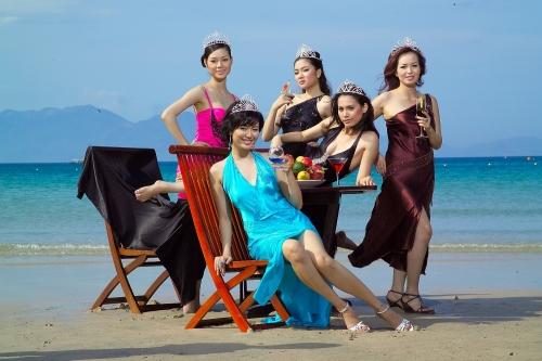 5 hoa hậu Việt Nam. Ảnh: Thành Nguyễn