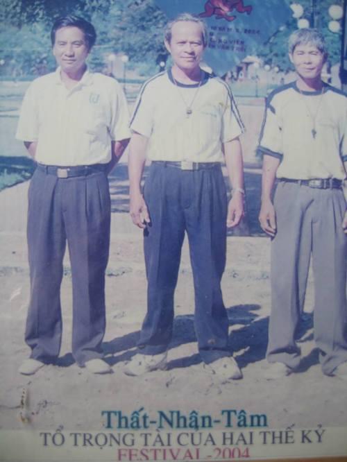 3 võ sư mang tên cực éo le: Thất-Nhân-Tâm!
