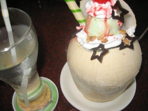 Kem dừa. Ảnh: Phanxipăng